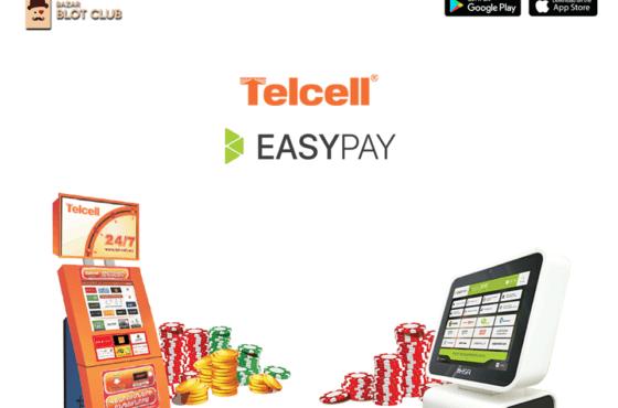 Покупки через Easypay