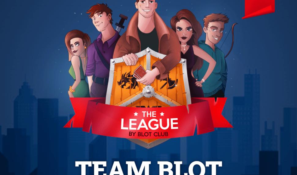 Team Game-LEAGUE